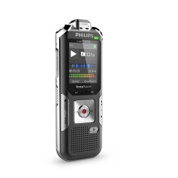 Philips 8GB DVT6010 VoiceTracer Digital Voice Recorder