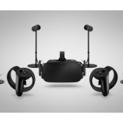 Original Oculus Rift CV1 with touch controllers