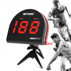 Net Playz Multi Sport Hands Free Speed Radar Gun