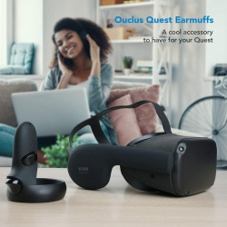 Ear Muffs for Oculus Quest/ Quest 2 VR Headset
